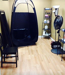 Brazilian Waxing Boutique Tanning Room